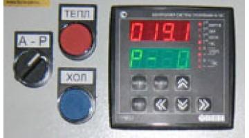 Система автоматического поддержания температуры в помещениях