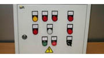 Автоматическое управление пожарными насосами