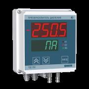 ПД150 электронный измеритель низкого давления для котельных и вентиляции