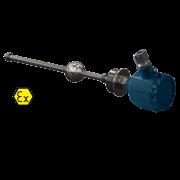 ПДУ-И-Exd поплавковые датчики уровня (уровнемеры) с выходным сигналом 4...20 мА во взрывозащищенном исполнении