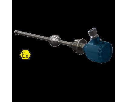 ПДУ-RS-Exd поплавковые датчики уровня (уровнемеры) с RS-485 во взрывозащищенном исполнении