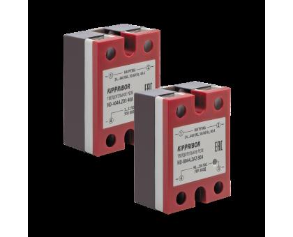 HD-xx44.ZD3 [M02] и HD-xx44.ZA2 [M02] твердотельные реле общепромышленные в стандартном корпусе
