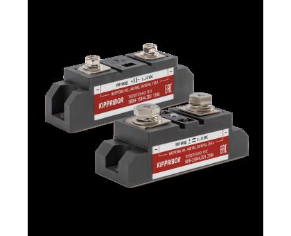BDH-xx44.ZD3 и SBDH-xx44.ZD3 твердотельные реле для коммутации мощной нагрузки в корпусе промышленного стандарта