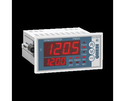 ТРМ500 терморегулятор с мощным реле, крупным индикатором и прямым доступом к OwenCloud