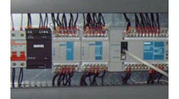 Шкаф атоматического поддержания заданной температуры в семи зонах прогрева ЖБИ изделий (ШУК-7ТВ)